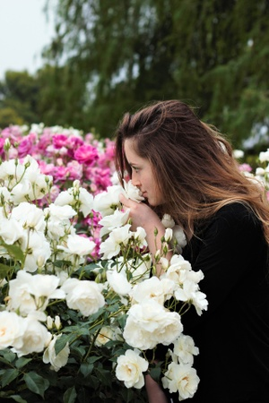 Un petit jardin parfumé !