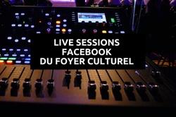 """Les """"Live sessions"""" continuent en octobre  !"""